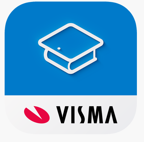 Visma In School -ikon - Klikk for stort bilde